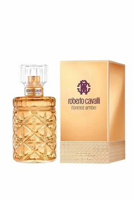 Picture of ROBERTO CAVALLI FLORENCE AMBER EDP 75 ML