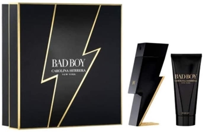 Picture of CAROLINA HERRERA BAD BOY EDT100ML+ALLOVER WH