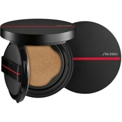 Foto e SHISEIDO SYNCHRO SELF-REFRESHING  CUSHION FOUNDATION 220